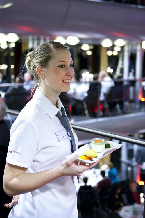 Beispiel: Service, Foto: MS Sonnenkönigin.