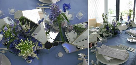 Beispiel: Eventdekoration, Foto: Florentina Schiller Dekoration & Design.