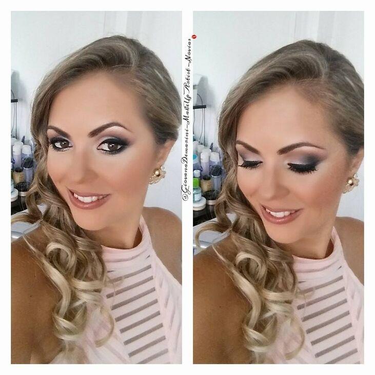 Maquillaje y Peinado Novia (Boda Civil)