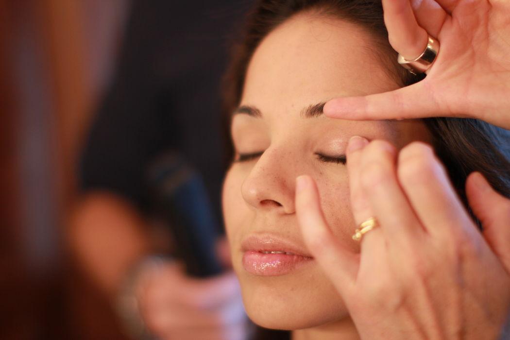 Maquillage Mariage à Beignon  56380 ( Par Beauté Zen Institut Guer )