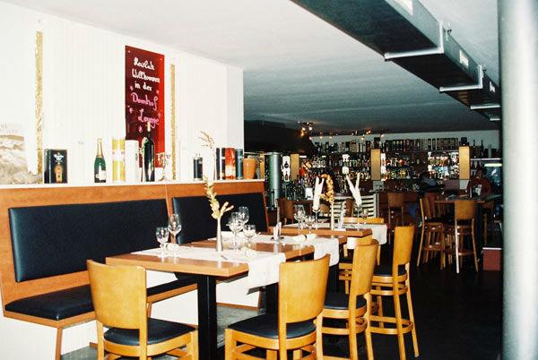 Beispiel: Bier- und Weinstuben, Foto: Domhof Schwerin.