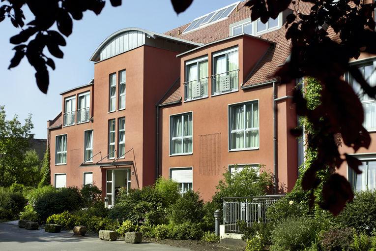 Beispiel: Außenansicht Hotel, Foto: Romantik Hotel Gasthaus Rottner.
