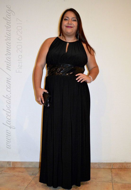Vestido Fiesta 2016