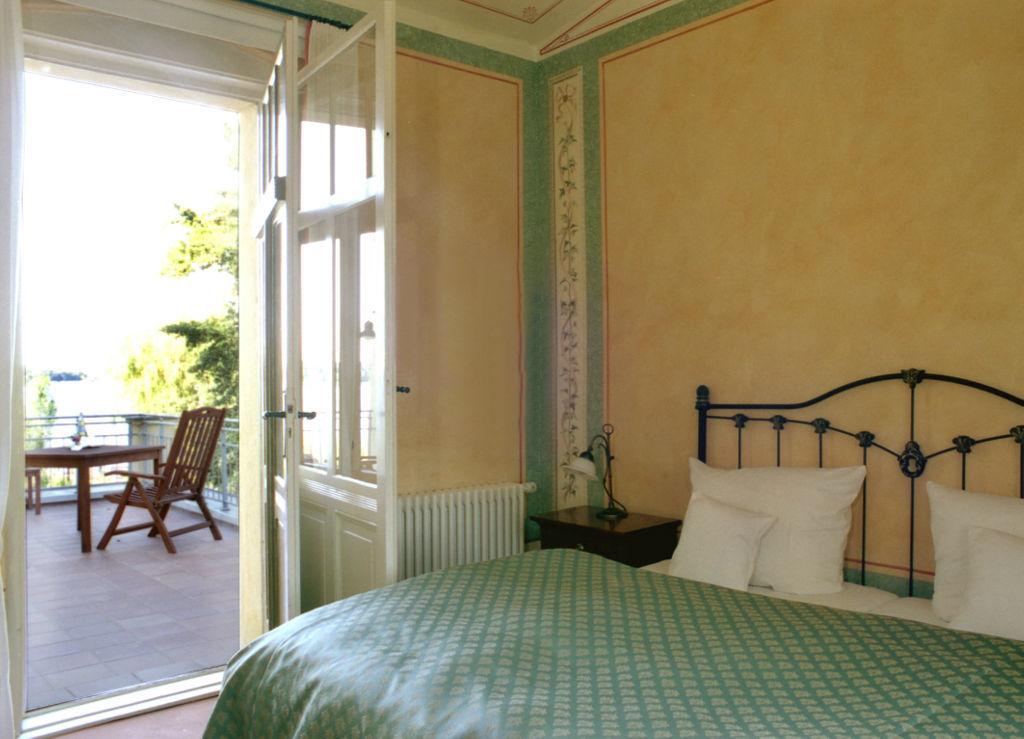 Beispiel: Zimmer mit Terrasse, Foto: Kavalierhaus Caputh.