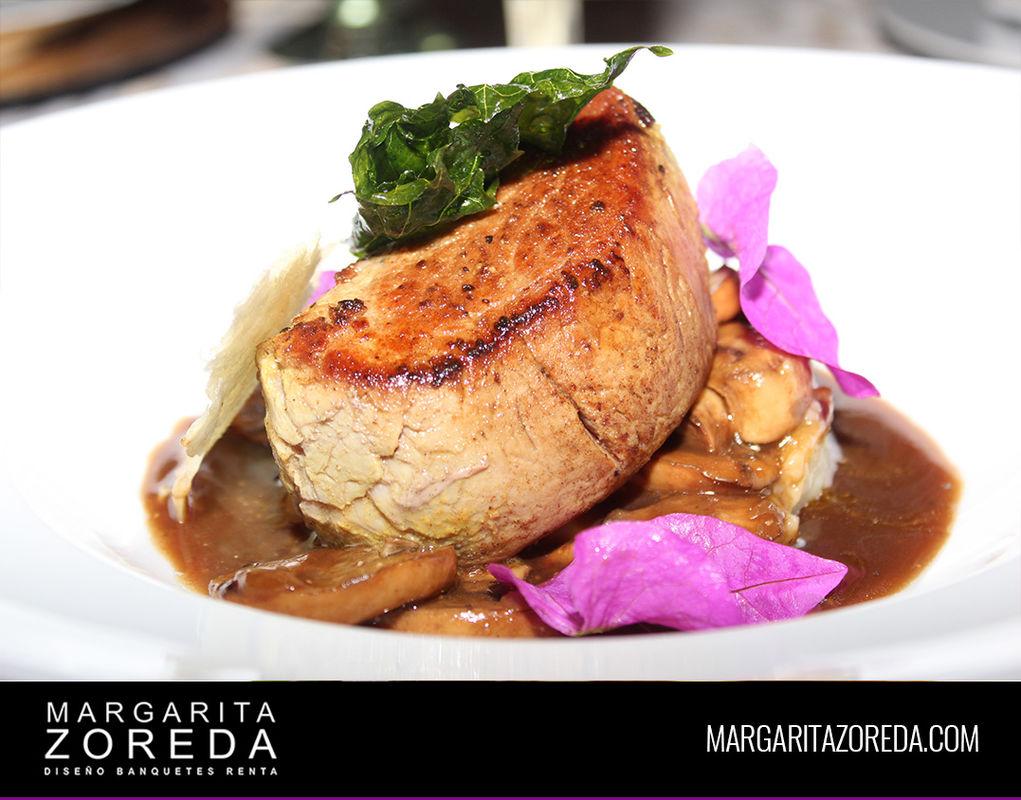 Banquetes para tu boda Margarita Zoreda en Yucatán