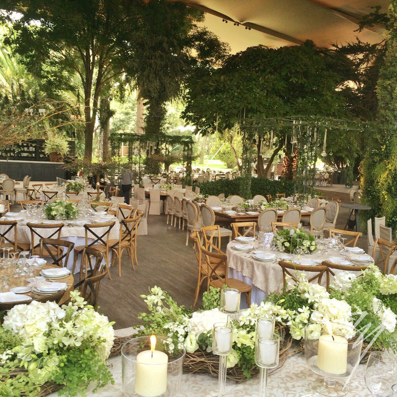 Banquetes Mayita en León Felipe