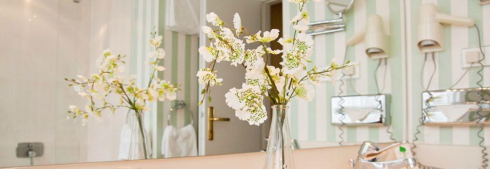 Beispiel: Flora, Foto: Hotel Landgut Horn.