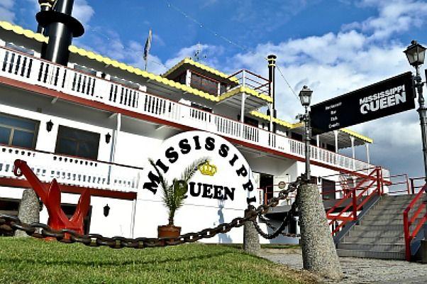 Beispiel: Aussenansicht, Foto: Mississippi Queen Nürnberg.