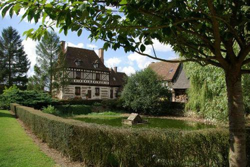 Manoir Henri IV domaine Normand