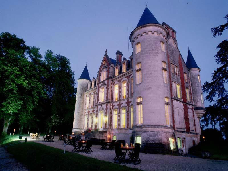Chateau de la Pouyade
