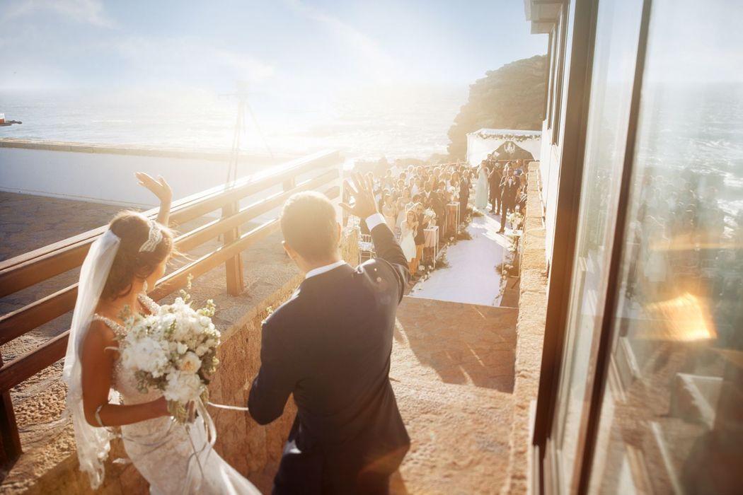 Свадьба в Португалии от Dream Weddings Europe - церемония