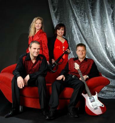 Beispiel: Ihre Hochzeitsband, Foto: Music Sensation.