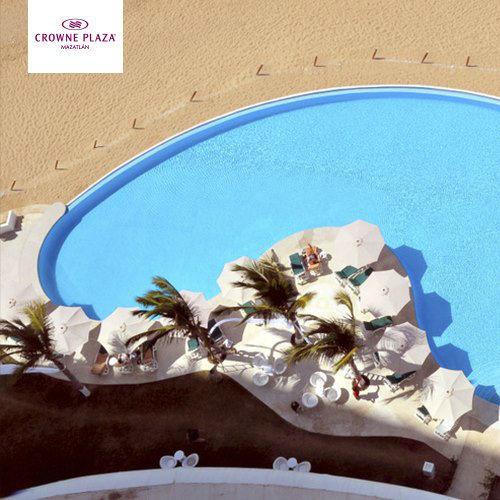 Hotel Crowne Plaza Mazatlán para que celebres tu boda a lo grande