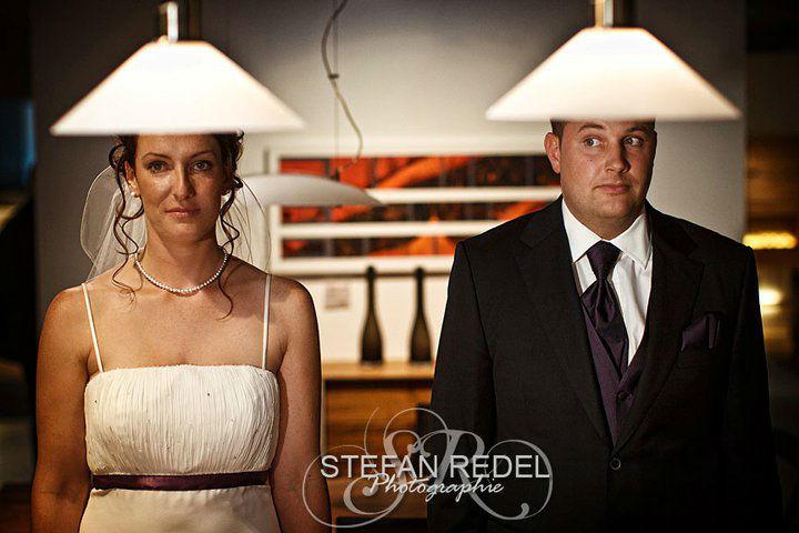 Beispiel: Hochzeitsfotografie, Foto: Stefan Redel Photographie.