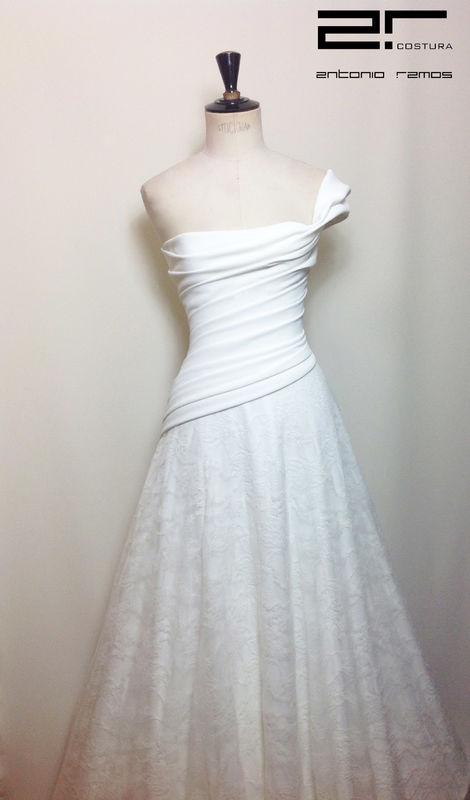 vestidos de novia a medida www.espaciodenovias.com