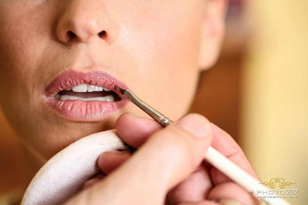 Dettagli make-up