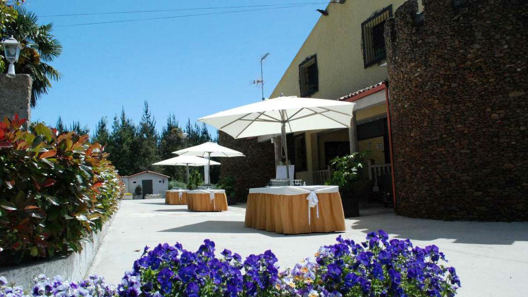 Restaurante O Bosque.
