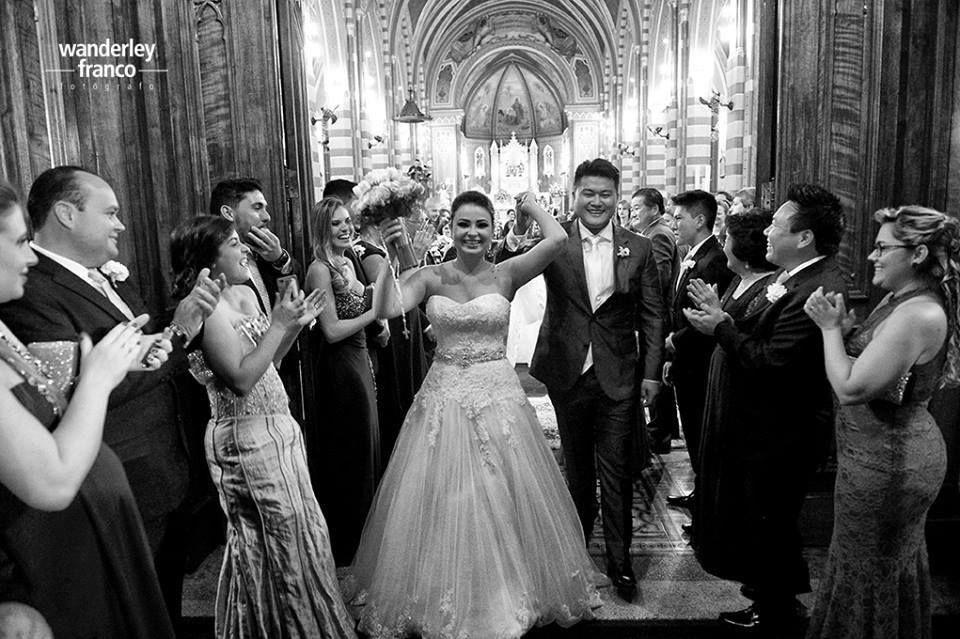 Carla Rossini Assessoria e Cerimonial. Foto: Wanderley Franco