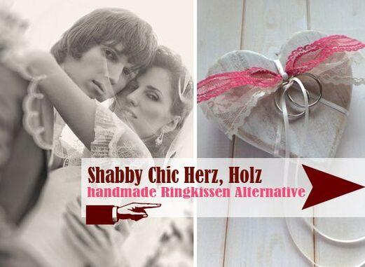 handgefertigte Ringkissen Alternativen im Vintage Look - LoveLi Hochzeitsplanung Onlineshop