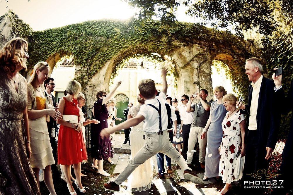 Matrimonio a Ravello