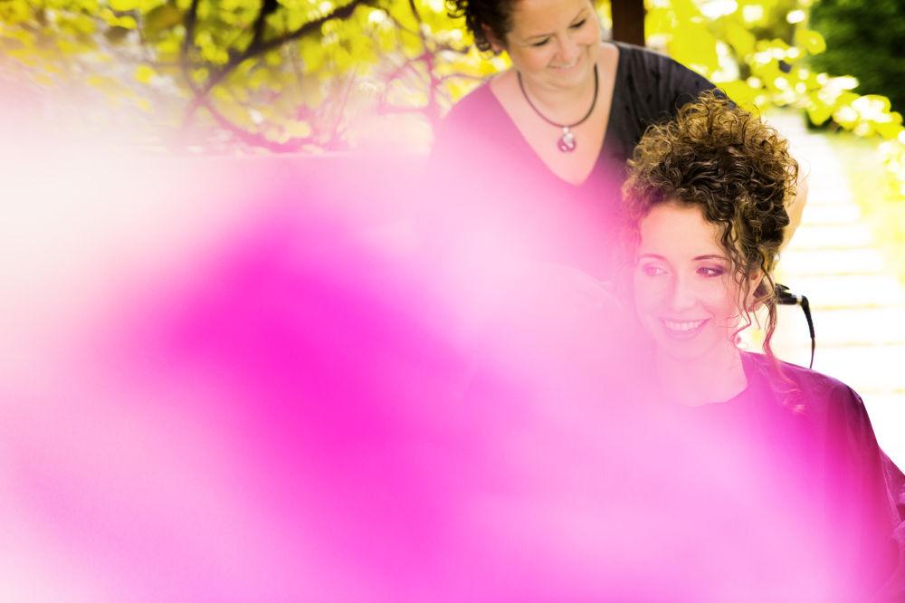 Beispiel: Schönheit an Ihrem schönsten Tag, Foto: Marco Schwarz