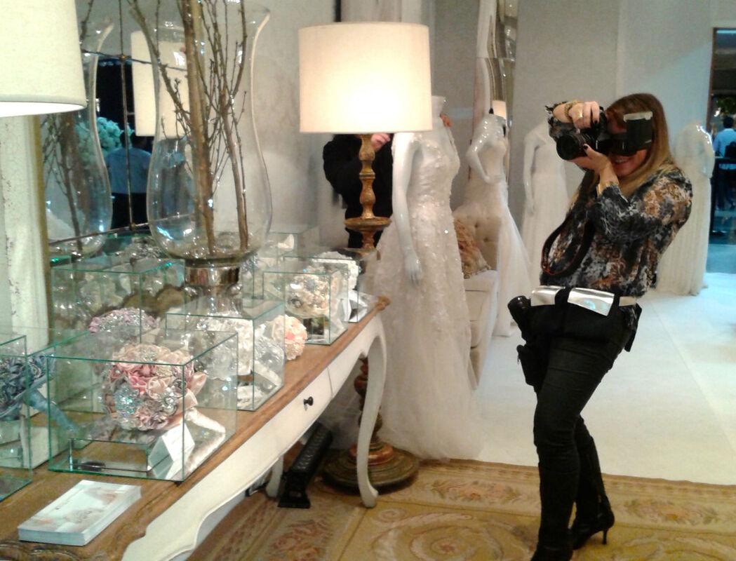 Evento Inesquecível Casamento ICWeek- Fotografa Sabrina Vasconcellos - vestidos Marie Lafayette
