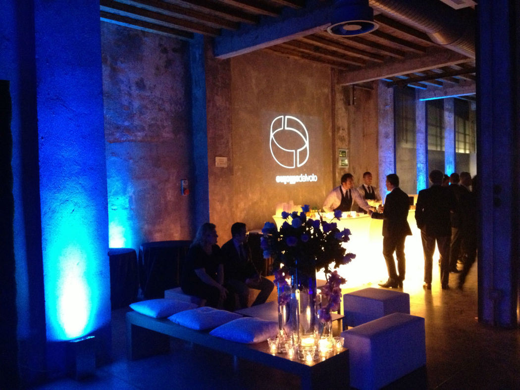 Sala Eliche - party