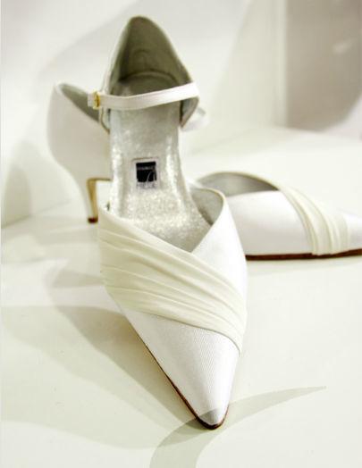 Beispiel: Schuhe für Ihre Hochzeit, Foto: Schuh Hiegl.