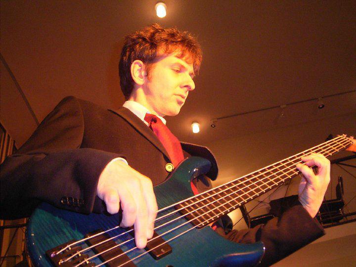 Beispiel: Gitarrensolo, Foto: Tom Browne Band.