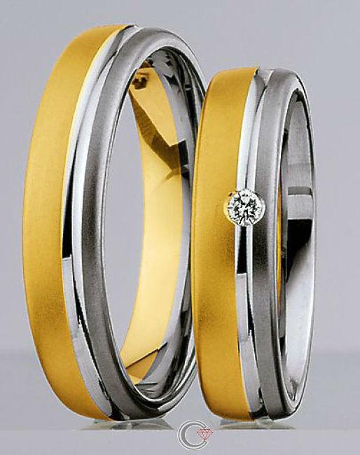 Beispiel: Eheringe - Ringe fürs ganze Leben, Foto: Schmuckpforte.