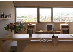 Beispiel: Gästehaus, Foto: Weingut am Stein.
