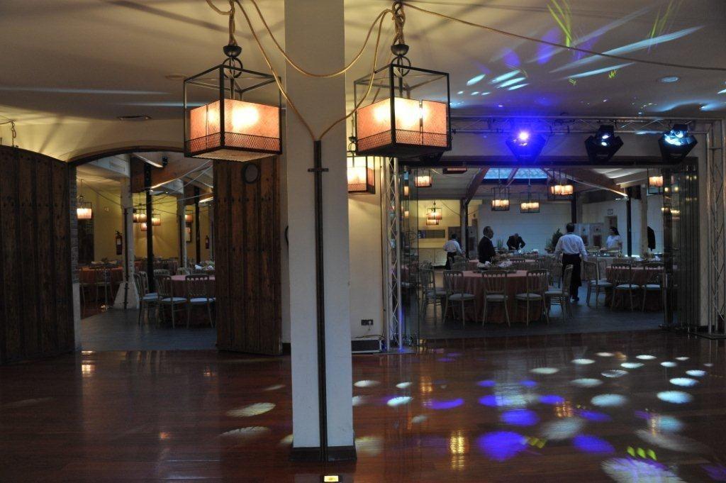 Zona de Baile Pabellon Ondarreta