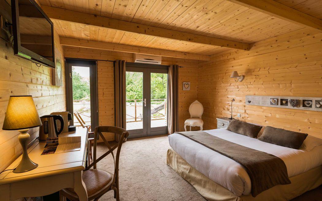 Lodges - Hébergements en location pour vos convives
