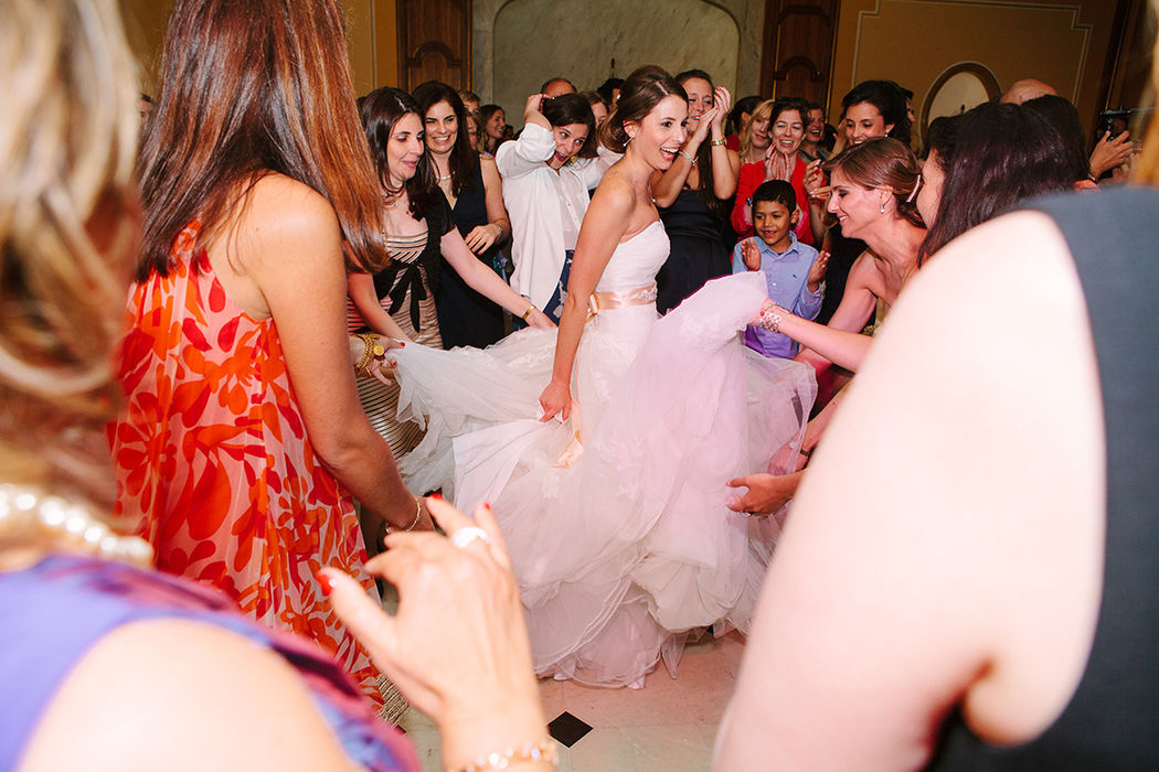 Casamento Judaico da Ana e do Daniel no Hotel Palácio no Estoril.