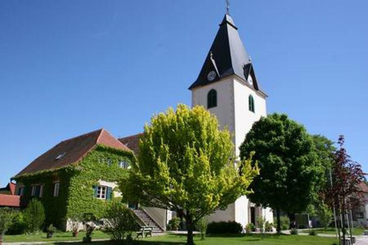 Beispiel: Kirche, Foto: Schloss Gamlitz.