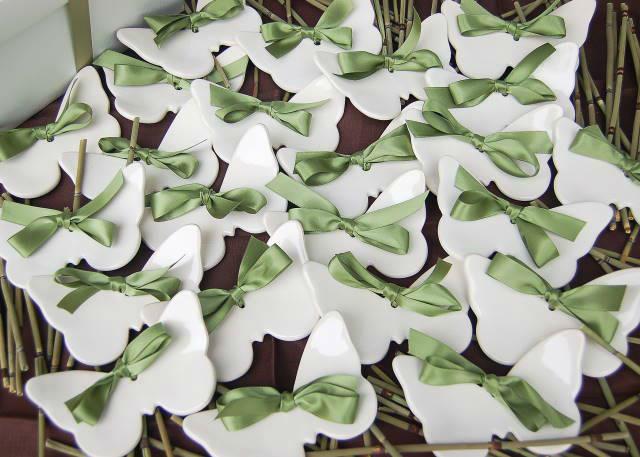 Beispiel: Keramik-Schmetterling, Foto: Lillykriss.