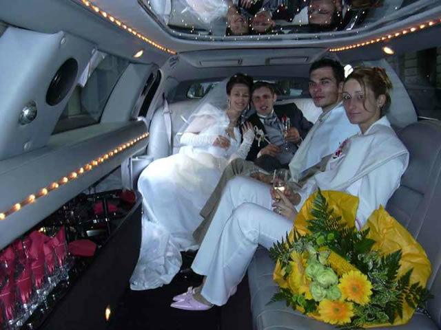 Beispiel: Das Luxusauto, Foto: Action Limousine.