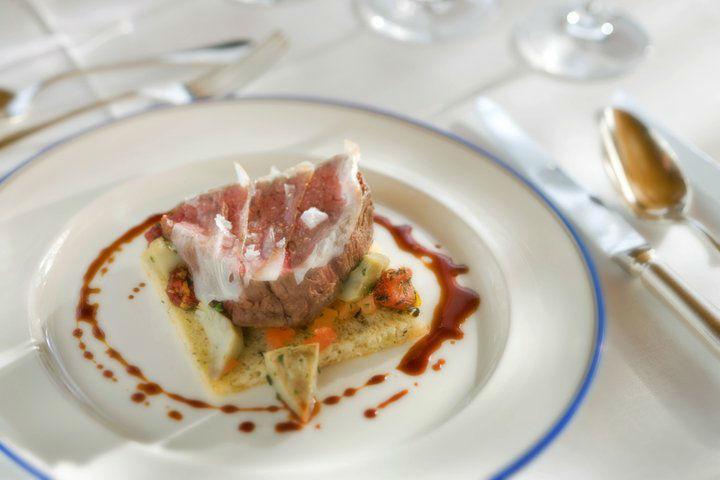Beispiel: Leckere Gerichte, Foto: Grand Hotel Zermatterhof.