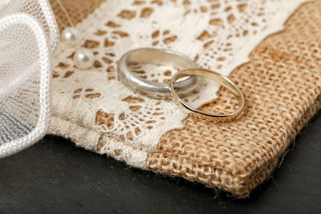 Alliances de mariage pour homme et femme personnalisables