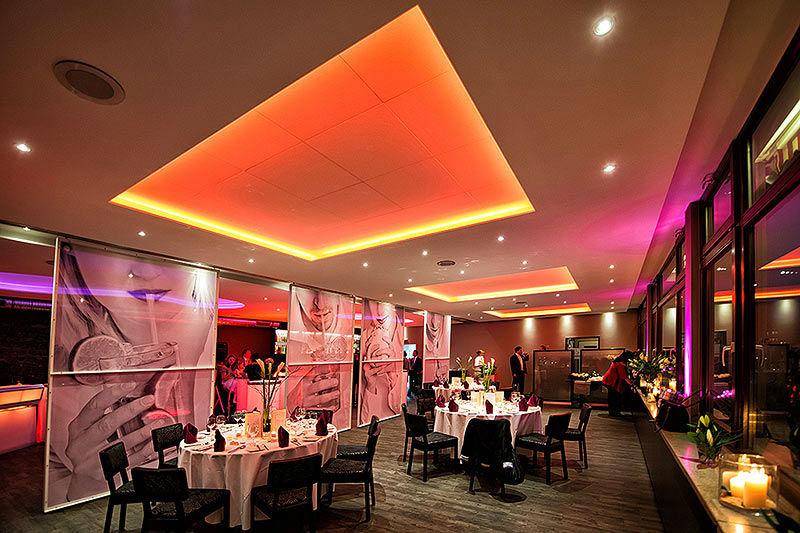 Beispiel: Restaurant - Ambiente, Foto: Moods Bar & Restaurant.