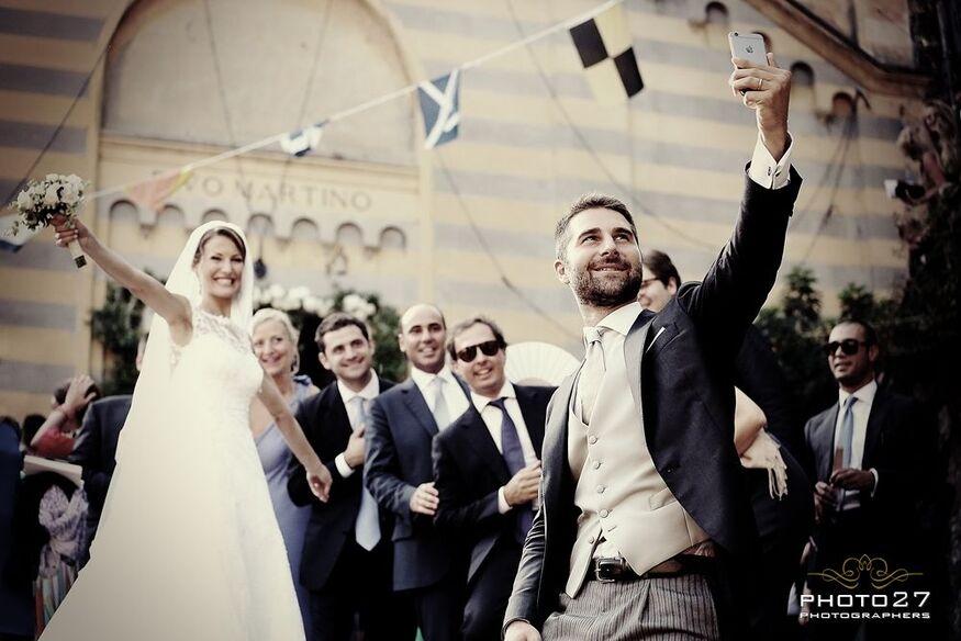 Matrimonio a Portofino, Liguria