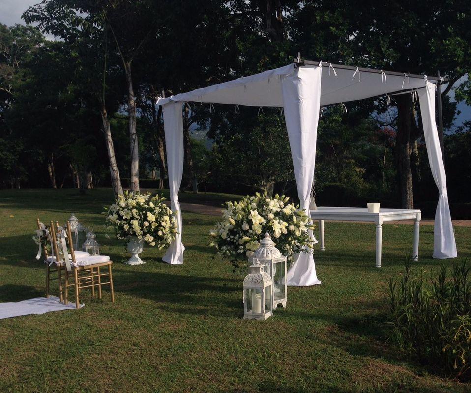 Ceremonia exteriores