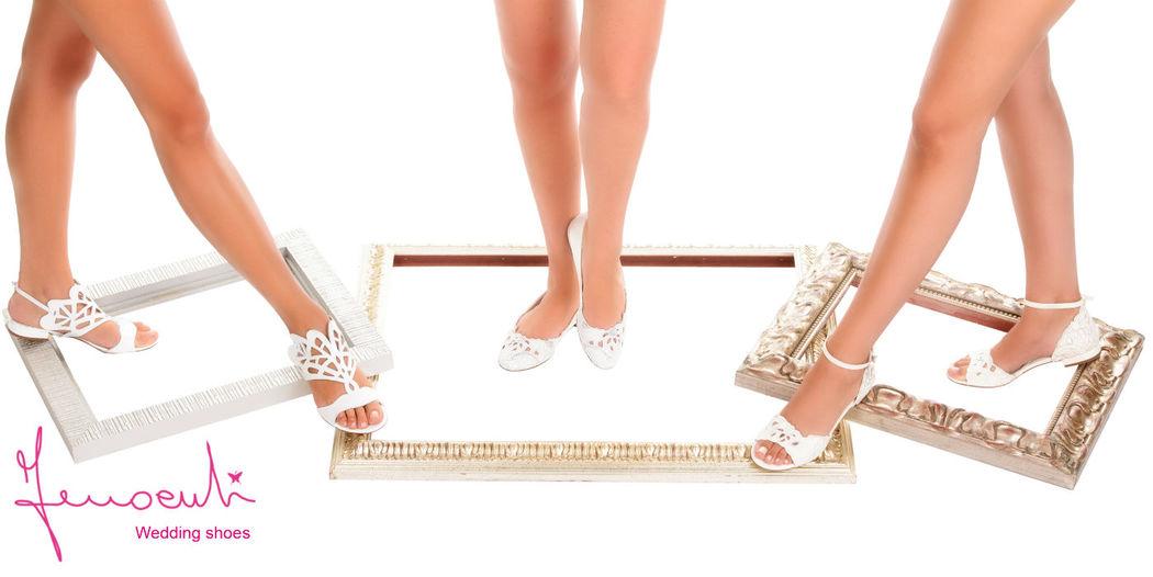 ballerine - campagna pubblicitaria collezione 2014