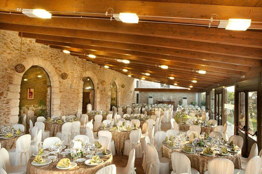 Sala delle Capriate