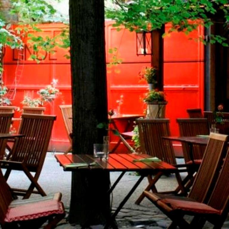 Beispiel: Biergarten, Foto: Linde Restaurant.