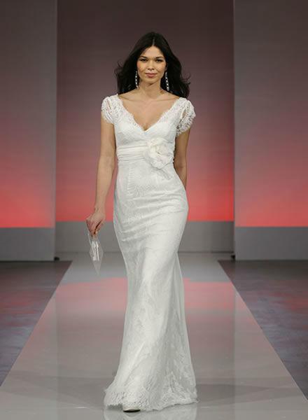 Beispiel: Mode für die Braut, Foto: Zoro Sposa.