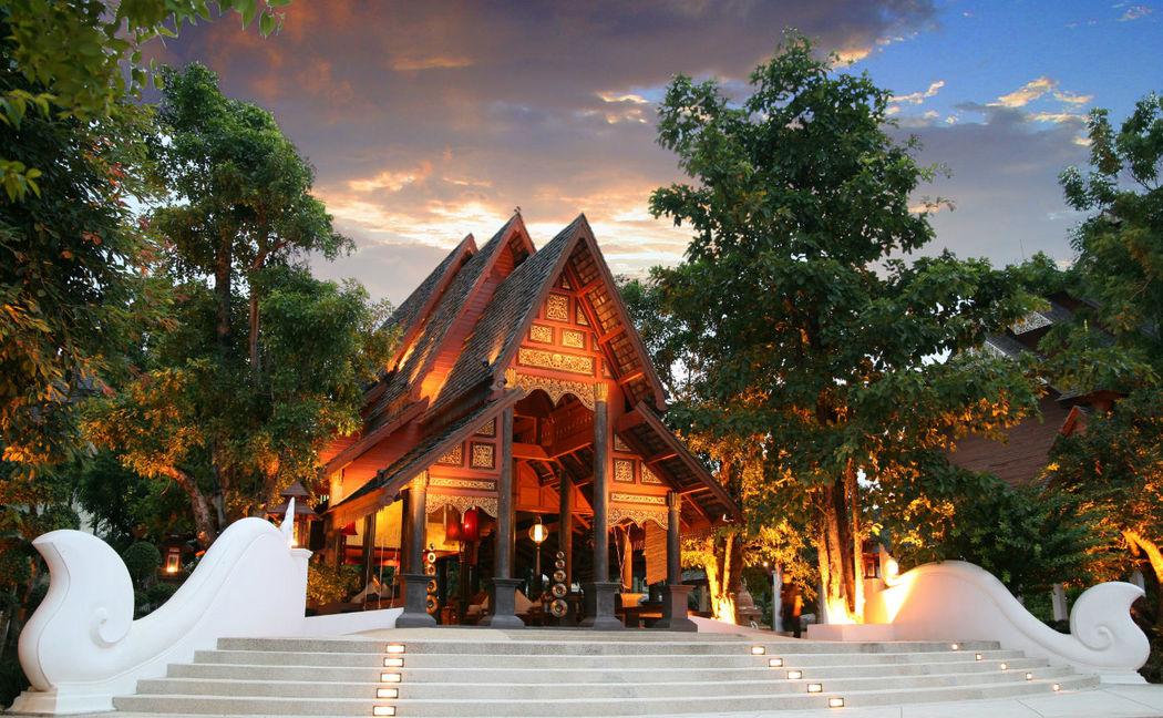 Suchen Sie lieber nach Abenteuer und einer Rundreise? Centara Khum Paya Resort & Spa Chiang Mai, Foto: Centara Hotels and Resorts.