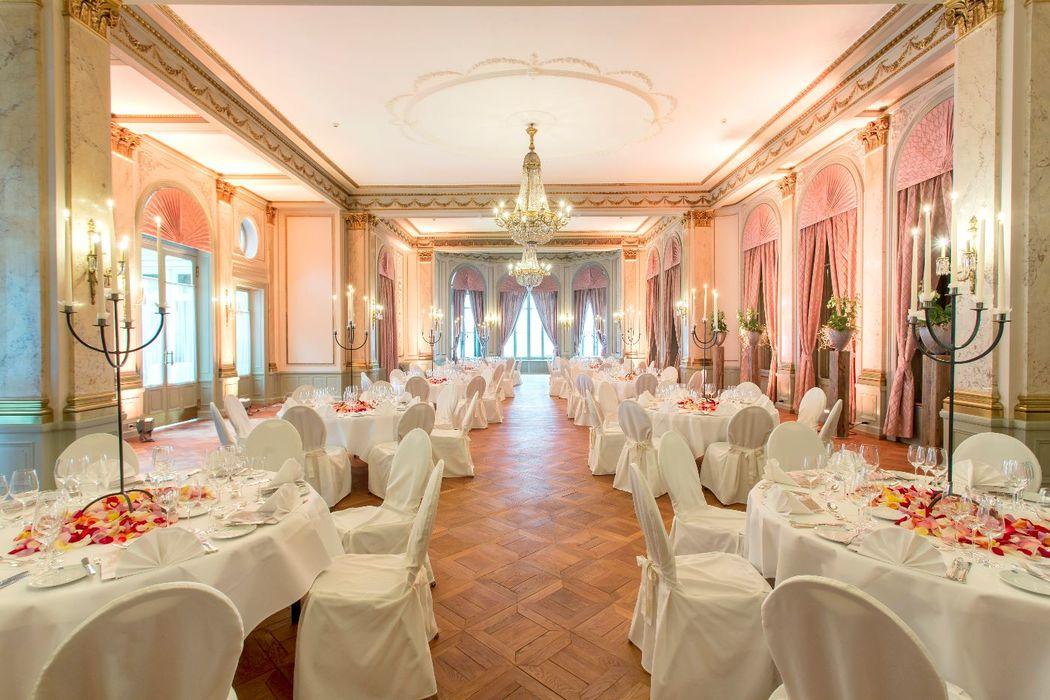 Bringolfsaal Foto: Hotel Schweizerhof Luzern
