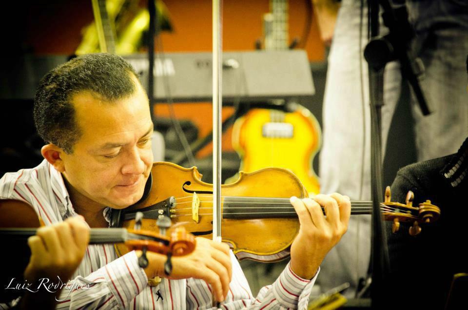 Presente Musical. Foto: Luiz Rodrigues