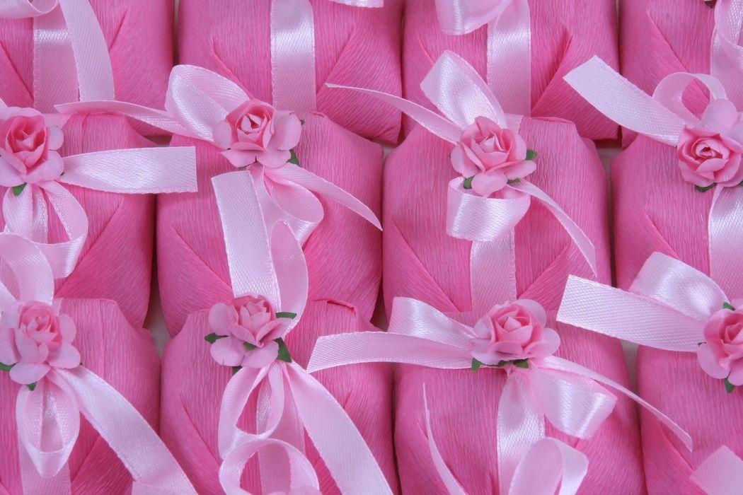 Casamento em tons de rosa